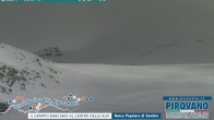 Archiv Foto Webcam Stilfserjoch: Blick auf die Gletscherpisten 08:00