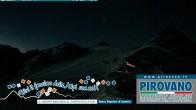 Archiv Foto Webcam Trincerone: Blick auf den Gletscher am Stilfser Joch 22:00