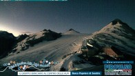 Archived image Webcam Trincerone: Glacier View 22:00