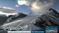 Archived image Webcam Trincerone: Glacier View 00:00