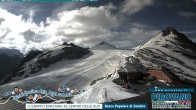 Archived image Webcam Trincerone: Glacier View 02:00