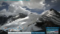 Archived image Webcam Trincerone: Glacier View 06:00