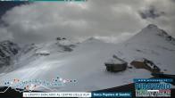 Archiv Foto Webcam Trincerone: Blick auf den Gletscher am Stilfser Joch 06:00
