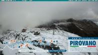 Archiv Foto Webcam Stilfserjoch: Blick vom Trincerone ins Tal 10:00