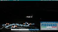 Archiv Foto Webcam Stilfserjoch: Blick vom Trincerone ins Tal 14:00