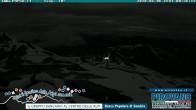 Archiv Foto Webcam Stilfserjoch: Blick vom Trincerone ins Tal 18:00