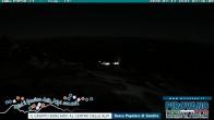 Archiv Foto Webcam Stilfserjoch: Blick vom Trincerone ins Tal 20:00