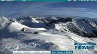 Archiv Foto Webcam Stilfserjoch: Blick vom Trincerone ins Tal 05:00