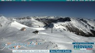 Archiv Foto Webcam Stilfserjoch: Blick vom Trincerone ins Tal 07:00