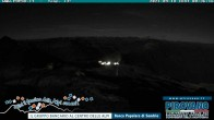 Archived image Webcam Trincerone View into the Valley 18:00