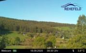 Archiv Foto Webcam Winterwelt Rehefeld im Erzgebirge 02:00