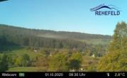 Archived image Webcam Winter World Rehefeld, Erz Mountains 02:00