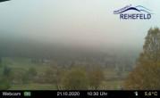 Archiv Foto Webcam Winterwelt Rehefeld im Erzgebirge 04:00