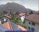 Archiv Foto Webcam Garmisch-Partenkirchen: Blick von der Kreuzstraße 06:00
