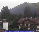 Archiv Foto Webcam Garmisch-Partenkirchen: Blick von der Kreuzstraße 00:00