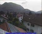 Archived image Webcam Kreuzstraße, Garmisch-Partenkirchen 04:00