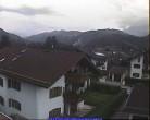 Archiv Foto Webcam Garmisch-Partenkirchen: Blick von der Kreuzstraße 10:00
