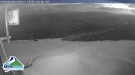 Archiv Foto Webcam Skigebiet Nevis Range - Blick Richtung Tal 23:00