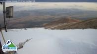 Archiv Foto Webcam Skigebiet Nevis Range - Blick Richtung Tal 01:00