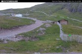 Archiv Foto Webcam Skigebiet Glencoe Mountain - Skipiste Mugs Alley 01:00