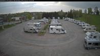 Archiv Foto Webcam Wohnmobil-Stellplatz: Nesselwang 18:00
