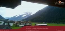 Archiv Foto Webcam Blick auf Neustift und Serles im Stubaital 02:00