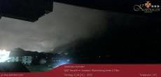 Archiv Foto Webcam Blick auf Neustift und Serles im Stubaital 18:00