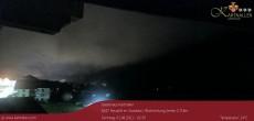 Archiv Foto Webcam Blick auf Neustift und Serles im Stubaital 20:00