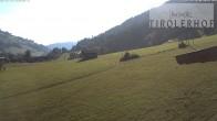 Archiv Foto Webcam Blick auf den Schießhüttlift Oberau 02:00