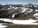 Archived image Webcam at Rossstelle in the Damüls Mellau Faschina ski resort 02:00