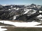 Archived image Webcam at Rossstelle in the Damüls Mellau Faschina ski resort 08:00