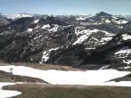 Archived image Webcam at Rossstelle in the Damüls Mellau Faschina ski resort 10:00