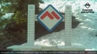 Archiv Foto Webcam Schneehöhe Skigebiet Powder Mountain 07:00