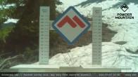 Archiv Foto Webcam Schneehöhe Skigebiet Powder Mountain 13:00