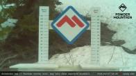 Archiv Foto Webcam Schneehöhe Skigebiet Powder Mountain 15:00