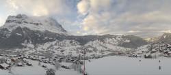 Archiv Foto Webcam 360 Grad Panoramablick vom Hotel Belvedere Grindelwald 02:00