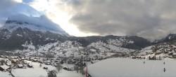Archiv Foto Webcam 360 Grad Panoramablick vom Hotel Belvedere Grindelwald 08:00