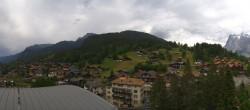 Archiv Foto Webcam 360 Grad Panoramablick vom Hotel Belvedere Grindelwald 10:00