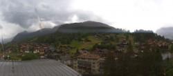 Archiv Foto Webcam 360 Grad Panoramablick vom Hotel Belvedere Grindelwald 12:00