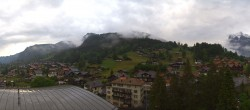 Archiv Foto Webcam 360 Grad Panoramablick vom Hotel Belvedere Grindelwald 14:00