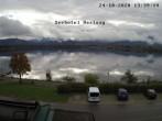 Archiv Foto Webcam Blick vom Seehotel Hartung auf den Hopfensee 08:00