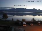 Archiv Foto Webcam Blick vom Seehotel Hartung auf den Hopfensee 12:00