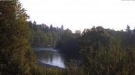 Archiv Foto Webcam Füssen: Blick auf den Lech 02:00