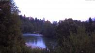 Archiv Foto Webcam Füssen: Blick auf den Lech 10:00