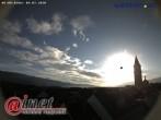 Archiv Foto Webcam Judenburg: Blick auf den Stadtturm 00:00