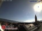 Archiv Foto Webcam Judenburg: Blick auf den Stadtturm 02:00