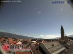 Archiv Foto Webcam Judenburg: Blick auf den Stadtturm 04:00