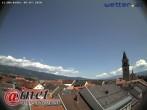 Archiv Foto Webcam Judenburg: Blick auf den Stadtturm 06:00