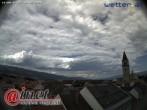 Archiv Foto Webcam Judenburg: Blick auf den Stadtturm 08:00