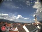 Archiv Foto Webcam Judenburg: Blick auf den Stadtturm 10:00